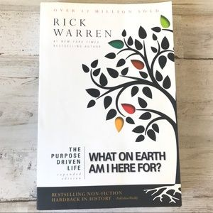 What on Earth am I Here For Book by Rick Warren